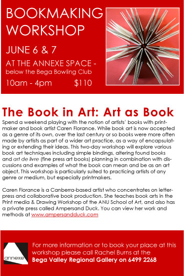 Bookmaking-workshop