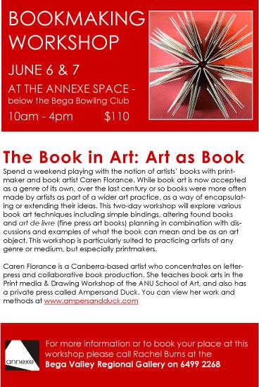 Bookmaking-workshop