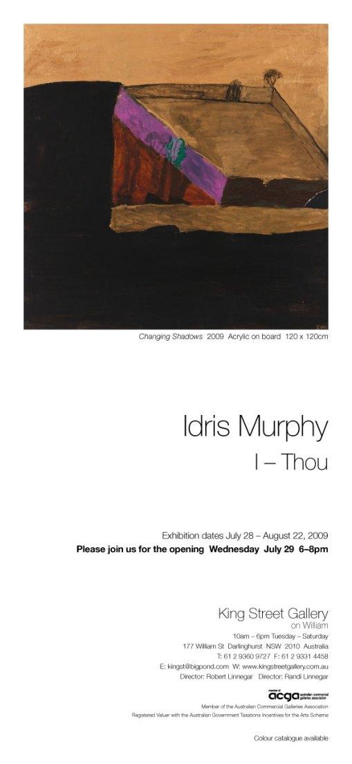 Idris Murphy invite