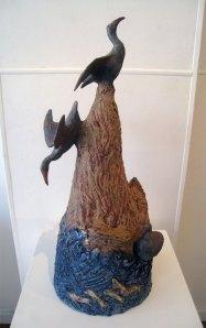 Cormorant-Rock