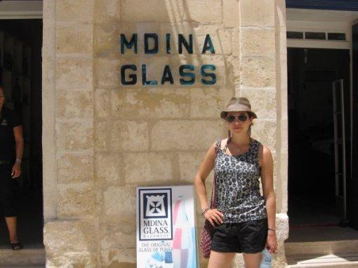 Sammy Jo in Malta