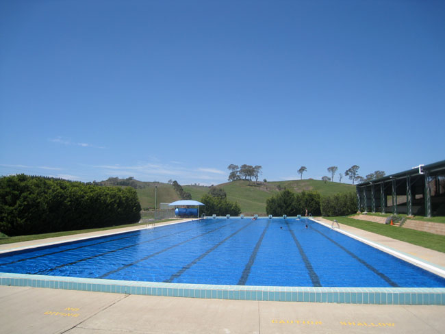 Candelo-pool