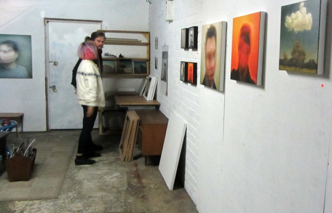 James Bonnici's space at Blender