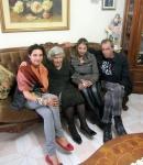 Sammy Jo, Nonna, Ginger andSammy