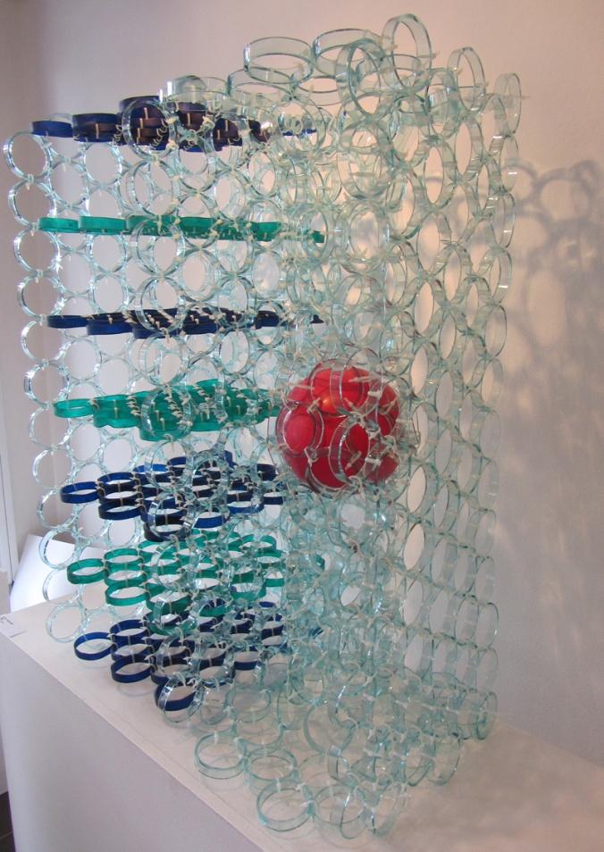 Scott Chaseling at Glass Art Gallery, Glebe