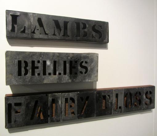 Chloe Bussenschutt's Lambs, Bellies, Fairyfloss
