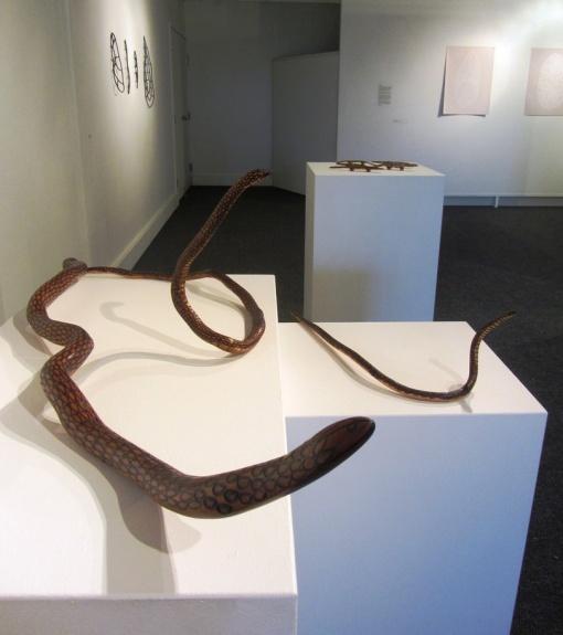 Darren Mongta, Snake sticks, pokerwork