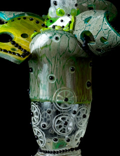 Stephen Skillitzi glass