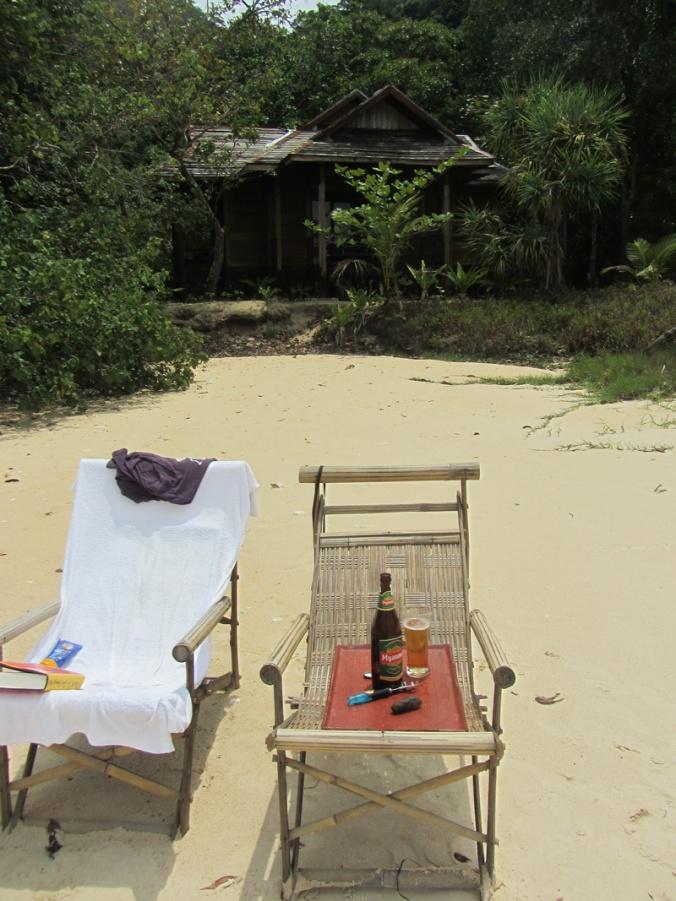 Beach day on Andaman