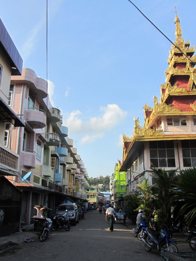 Kaw Thuang, the Noosa of Myanmar