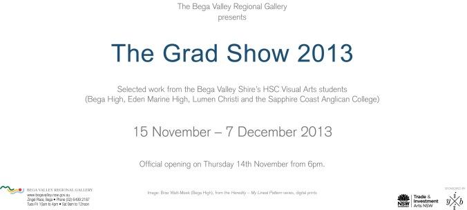 Grad Show 2013 DL-2