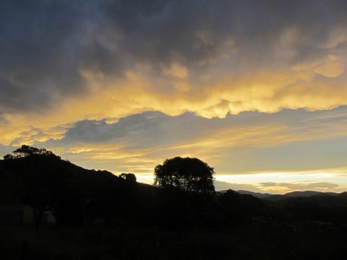 Wyndham sunset