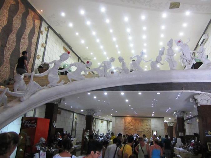 silver showroom