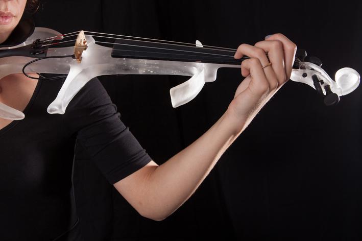 S Humphrey violin Winner