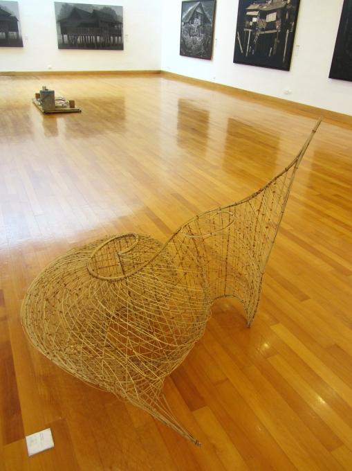 Phanida Prommetta, Kanok (Thai pattern), weaving