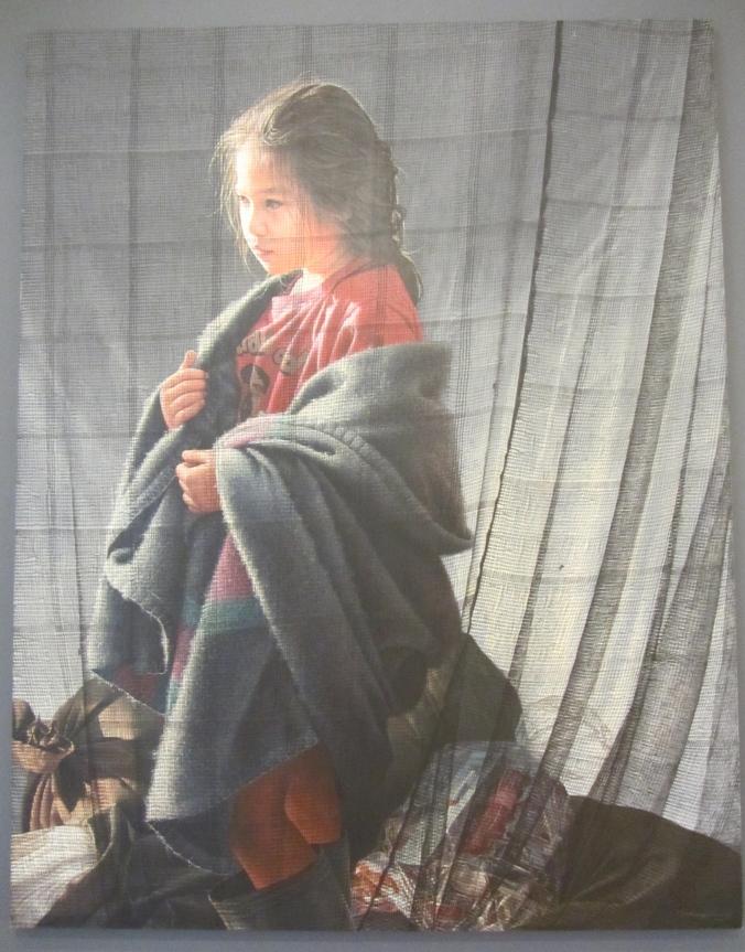 Nuntapong Sinsaurut, See Thai, acrylic on canvas