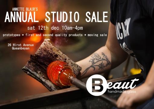 studio sale 2015