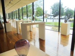 Denis O'Connor, Then and Now: Representations in Glass