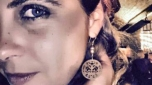 Ginger Bottari Crownie earrings